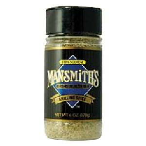All-Purpose Grilling Spice (Low Sodium) Mansmith