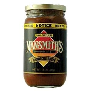 Mansmith's Barbecue Paste Mansmith