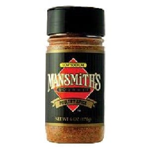 Poultry Spice (Low Sodium) Mansmith