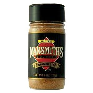 Cinnamon Stuff (Salt-Free) Mansmith