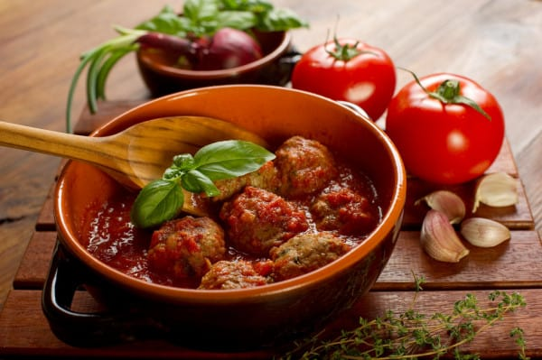 Gourmet Collection Spice Blends Recipe Appetizing Meatballs