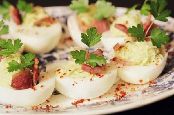 Gourmet Collection Spice Blends Recipe Avocado Deviled Eggs