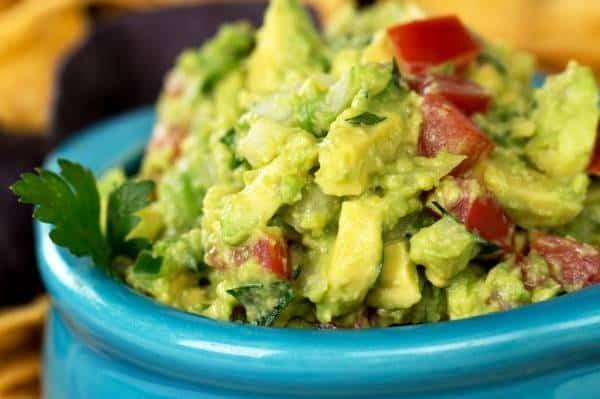 Gourmet Collection Spice Blends Recipe Avocado Salsa