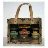 Leather Handle Gift Bag 1 Mansmith