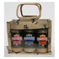 Wooden Handle Gift Bag 1 Mansmith
