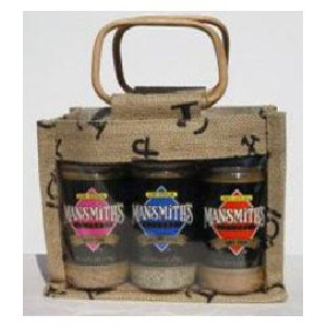 Wooden Handle Gift Bag 1 Mansmith